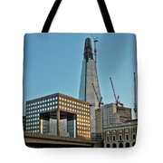 The Shard London Bridge Tote Bag