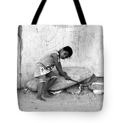 The Sharpen  Tote Bag