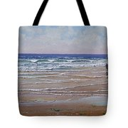 The Shell Collector Tote Bag