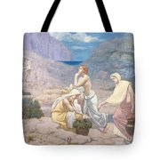 The Shepherd's Song, 1891 Tote Bag