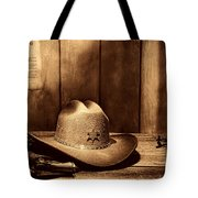 The Sheriff Office Tote Bag