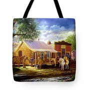 The Sheriffs Posse  Tote Bag