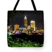 The Shining City Tote Bag
