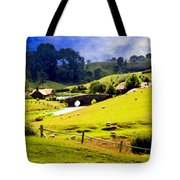 The Shire Tote Bag