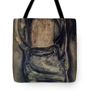 The Shoe Tote Bag