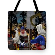 The Shoe Throwers Tote Bag