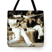 The Show Iv Tote Bag