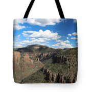 The Show Low Route Tote Bag