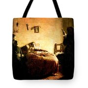 The Sick Violinist Tote Bag