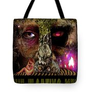 The Sighing Hours - The Floating Men Tote Bag