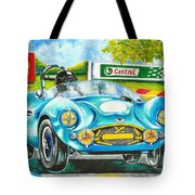 The Sight Sound And Smell Of Yesteryear Tote Bag