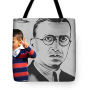 The Sign Tote Bag