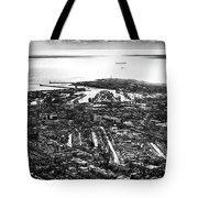The Silver City Tote Bag