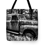 The Silver Ghost Tote Bag