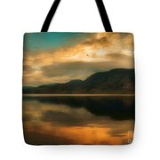 The Skaha Sunrise Tote Bag