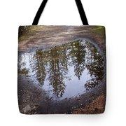 The Sky Below Tote Bag