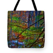 The Sky Is Blue Tote Bag