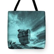 The Sky Seemed To Be Imperturbable At First.  Tote Bag