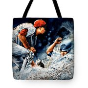 The Slide Tote Bag