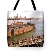 The Slips Tote Bag
