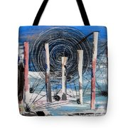 The Slough Of South Palm Canyon Drive Tote Bag