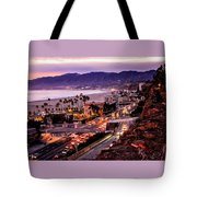 The Slow Drive Home Tote Bag