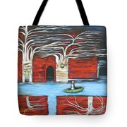 The Small Boat Tote Bag
