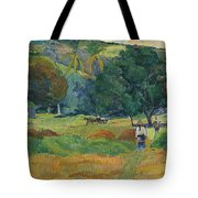 The Small Valley Tote Bag