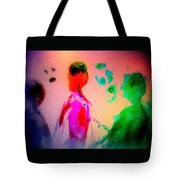The Smilers Are Dancing The Whole Night So Don't Cry For Me   Tote Bag