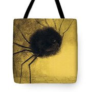 The Smiling Spider Tote Bag