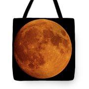 The Smoky Moon Tote Bag