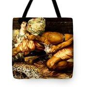 The Snake Charmer Tote Bag