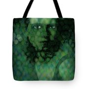 The Snake Lady Tote Bag