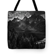 The Snake River Tote Bag