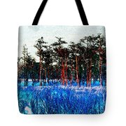 The Snow King 1899 Tote Bag