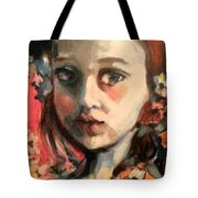 The Snow Princess Tote Bag