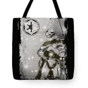 The Snowtrooper Tote Bag