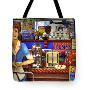 The Soda Fountain Tote Bag