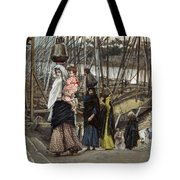 The Sojourn Tote Bag