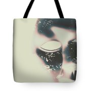 The Solace Of Stillness Tote Bag