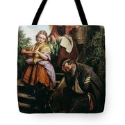 The Soldiers Return Henry Nelson Oneil Tote Bag