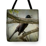 The Song Of Nature Tote Bag