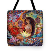 The Song Of Songs Tote Bag
