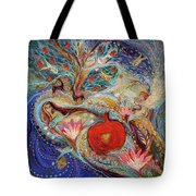 The Song Of Songs. Night Tote Bag