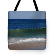 The Song Of The Ocean Tote Bag by Susanne Van Hulst