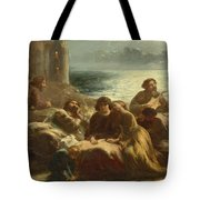 The Song Of The Troubadours Tote Bag