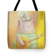 The Song Of Venice Tote Bag