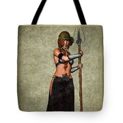 The Sorceress Mage Tote Bag