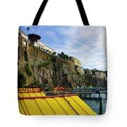 The Sorrento Coast Tote Bag