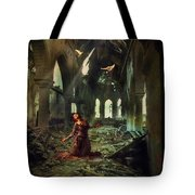 The Soul Cries Out Tote Bag